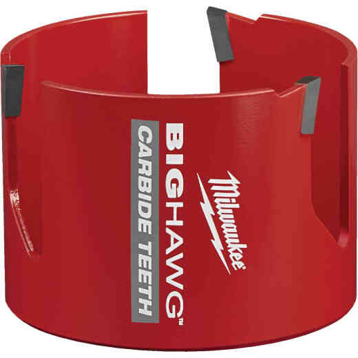 Milwaukee Big Hawg 3-5/8 In. Carbide-Tipped Hole Saw