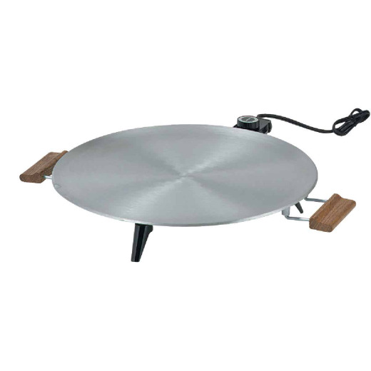 Heritage 16 In. Round Electric Grill